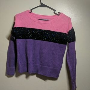 Justice Girls Size 10 Sweater
